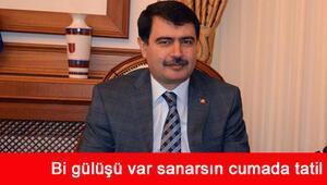İstanbul Valisi Şahin: En beğendiğim caps…
