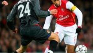 Arsenal dünyaları kaçırdı