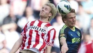 Derbide son gülen Ajax oldu
