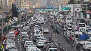 İstanbul trafiğinde metro alarmı