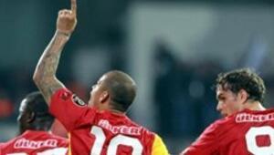 Beşiktaş: 0 - Galatasaray: 2