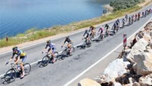 Bisikletle Bafa Gölü'nden Selçuk'a