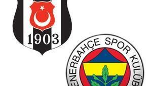 İnönüde dev randevu: Beşiktaş-F.Bahçe