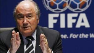 Blatter'in gönlü 'kış'tan yana