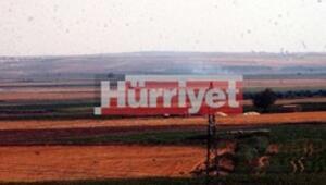 İşte Türkiyenin vurduğu Suriye toprakları