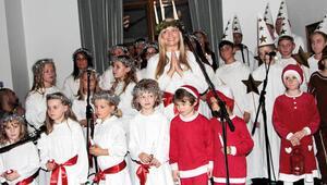 Ankara'da Santa Lucia günü
