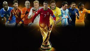 Uykusuz gecelere hazır mısınız Dünya Kupası başlıyor