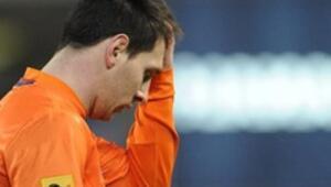 Barça fena dağıldı