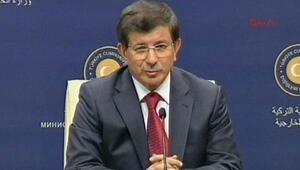Davutoğlu: Türk şoförler THY uçağıyla getirilecek