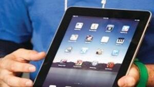 'iPad'de kablosuz internet bağlantısı sorunlu' iddiası