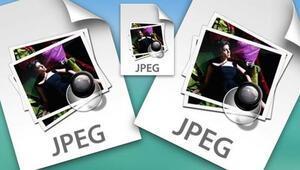 JPEG resim formatı değişiyor