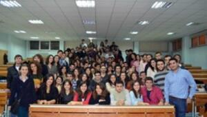 Baştan sona bir öğrenci organizasyonu: GOBI