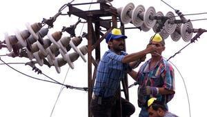 Ankaranın 12 ilçesinde elektrik kesintisi