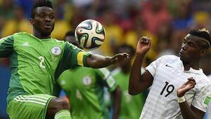 Nijeryada Keshi ve Yobo veda etti