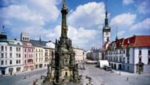 Prag'ın Moravya'daki küçük kardeşi