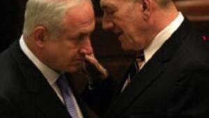 Netanyahu görevi Olmertten devraldı