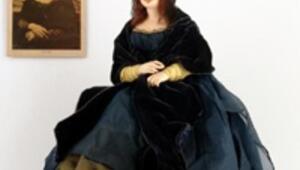Mona Lisa bebeği İstanbulda