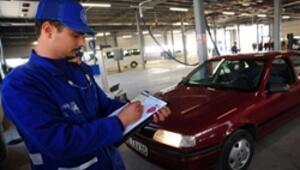 Garajdaki otomobile yüzde 5 ceza