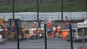 Formula 1de feci kaza