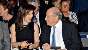 Sepp Blatter yeni bir aşka yelken açtı