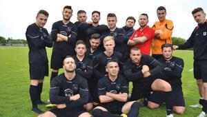FC Türk Gücü Hanau Kreisliga A'da şampiyon oldu