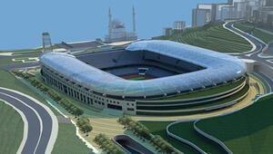 Vodofone Arena Stadında temel çalışmalarına başlandı
