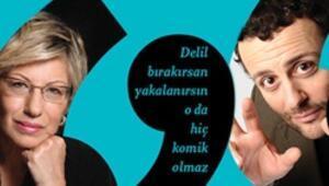 Erdil Yaşaroğlu ve Sevil Atasoy'dan Suç ve Kahkaha