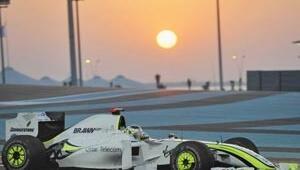 Zafer Button ve Brawn GPnin