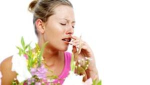 Rüzgarlı havada polen tehlikesi