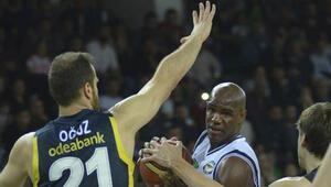 Darüşşafaka Doğuş: 51 - Fenerbahçe Ülker: 73