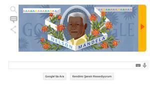 Nelson Mandela kimdir Google Nelson Mandelayı neden doodle yaptı