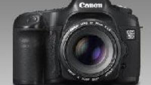 Özellik zengini Canon EOS 5D