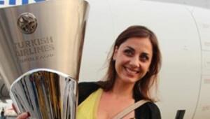 Kupa İstanbula geldi