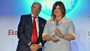 Yılın Kadın Girişimcisi ödülü Cizreliye