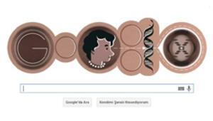 Biyofizikçi Rosalind Franklin DNA ve virüsleri inceledi