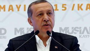 Cumhurbaşkanı Erdoğan: Vesayet düzeninin son sıkıntılarını hep birlikte ortadan kaldıracağız