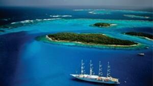 Rüya gemilerle 5 kıtada 12 rotada rüya yolculuklar