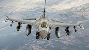 Türk jetleri, Rus askeri uçağına önleme yaptı