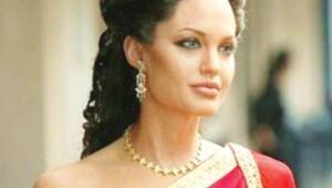 Angelina, Kleopatra olacak