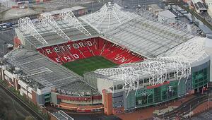 Google Mapsta Old Traffordu aratınca..
