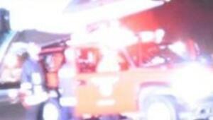 THY uçağında yangın paniği