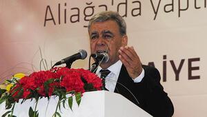 Aziz Kocaoğlu CHPden ayrılanları topa tuttu
