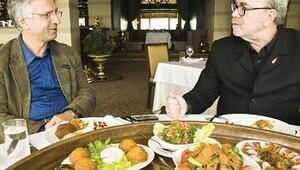 Erdoğan ve eşi yemeğe çok meraklıdır
