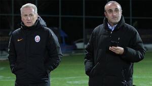 Galatasarayda iki istifa