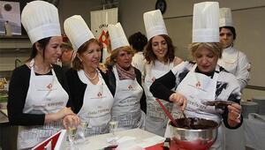 Kadınlar Gününde Fransız tatları