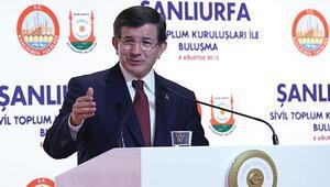 Başbakan Ahmet Davutoğlu: Demirtaşın PKK ellerini tetikten çeksin çağrısı doğru bir çağrı