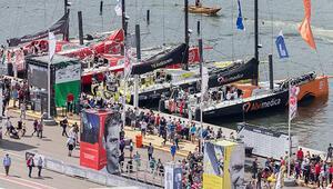 Volvo Ocean Race'de zafer Türkiyenin