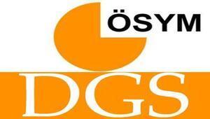2015 DGS tercihleri ne zaman açıklanacak DGS ek yerleştirme işlemleri ne zaman olacak