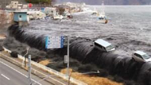 Tsunami vurdu 9.6 milyar dolar zarar etti