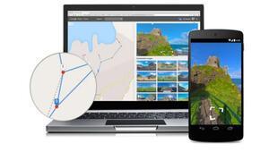 Street View için 360 derece kamera desteği